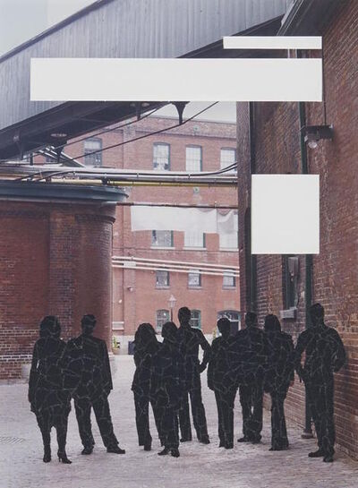 """Paul Butler, 'Talent Scouts (From the """"Toronto Now"""" Suite)', 2008"""