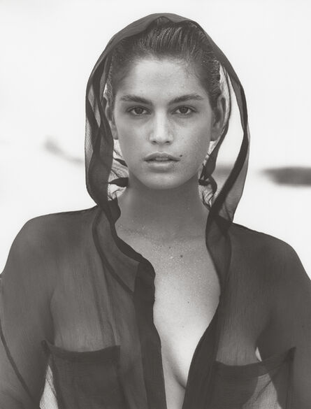 Herb Ritts, 'Cindy Crawford', 1988