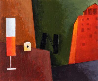 Emilio Tadini, 'Still life'