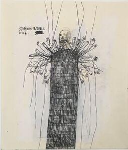 Benjamin Jones, 'Figure with Twenty Eight Arms', 2002