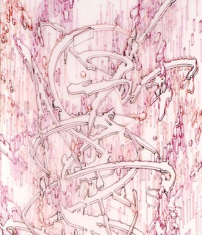 Felice Grodin, 'Cadeceus (detail)', 2008
