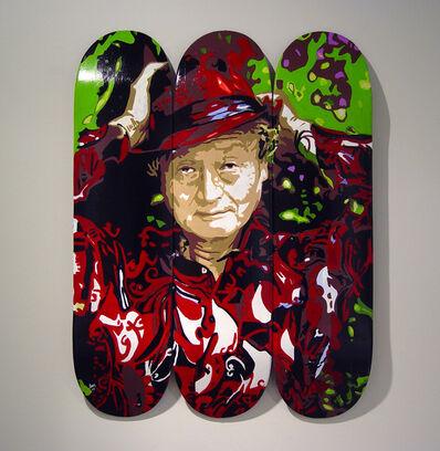 Lore Eckelberry, 'Kazu's Red Hat ', 2015