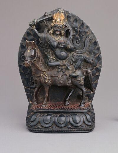 'Shri Devi (protector), Dorje Rabtenma', 15th century