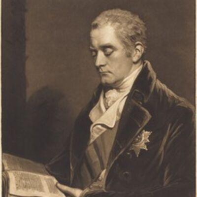 Henry Meyer after John Hoppner, 'Earl Spencer'