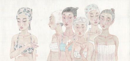 Shewei Yang, 'Gathering No.2', 2020