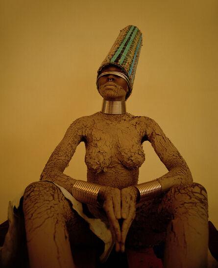 Zana Masombuka, 'Isizungu (Hlubuka) III', 2020