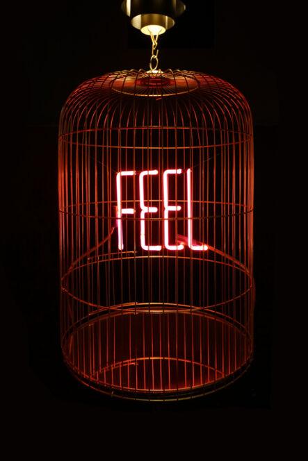 Olivia Steele, 'Feel', 2018