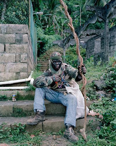 Wayne Lawrence, 'Untitled, Congo and Diablo Festival, Portobelo,Panama', 2011