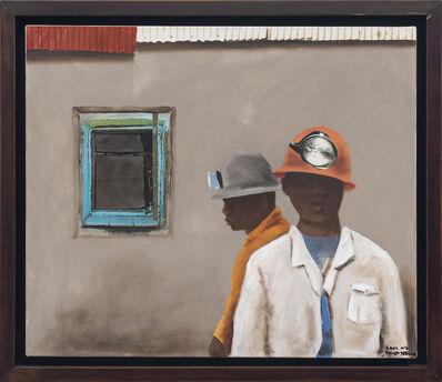 Sam Nhlengethwa, 'Untitled V (After the Mine Trip)', 2007