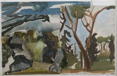 Wendy Gittler, 'Pan on Via Appia Antica', 2020