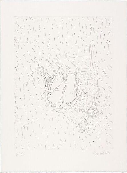 Georg Baselitz, 'Mélodie d'amour', 2000