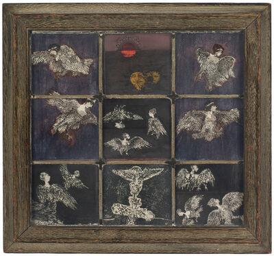 Betye Saar, 'Window of Sirens', 1966