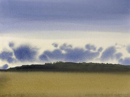 Susan Headley Van Campen, '7:45 Sky on July 6'