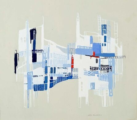 Ione Saldanha, 'Cidades', 1962