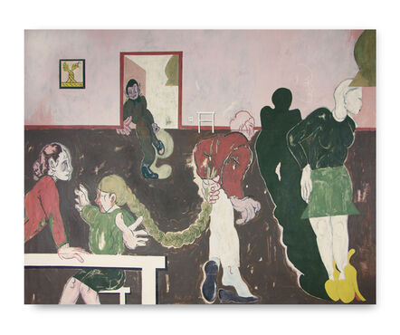 Mike S Redmond, 'The Supper Cleaned'