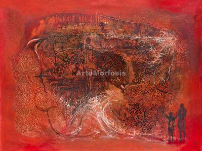 Li D Fong, 'Sueño rojo   Red Dream', 2016