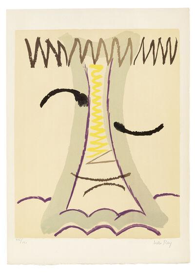 Man Ray, 'De l'Origine des especes par voie de selection irrationnelle (IX)', 1971
