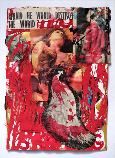 Vincent Delbrouck, 'afraid he would destroy the world ', 2020