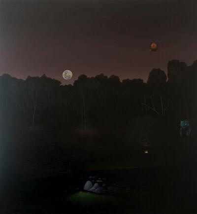 Mike Portley, 'Tableau Y', 2014
