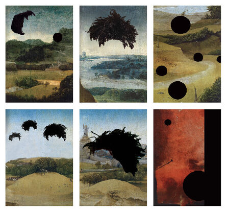 Federico Lanzi, 'Series: Untitled', 2017