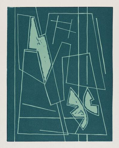 Alberto Magnelli, 'L'Album de La Ferrage, Plate III', 1970