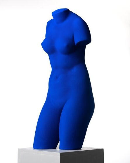 Yves Klein, 'La Vénus d'Alexandrie (Vénus Bleue)', 1962