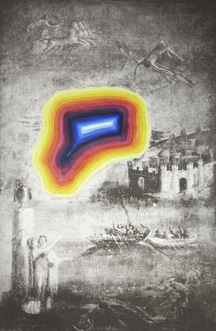 Petri Hytönen, 'Icarus and portal', 2018