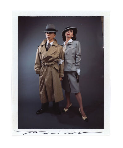 Yasumasa Morimura 森村 泰昌, 'Ingrid Bergman 2, Casablanca', 1995