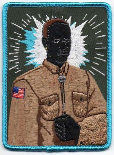 Kerry James Marshall, 'Scout Master ', 2017