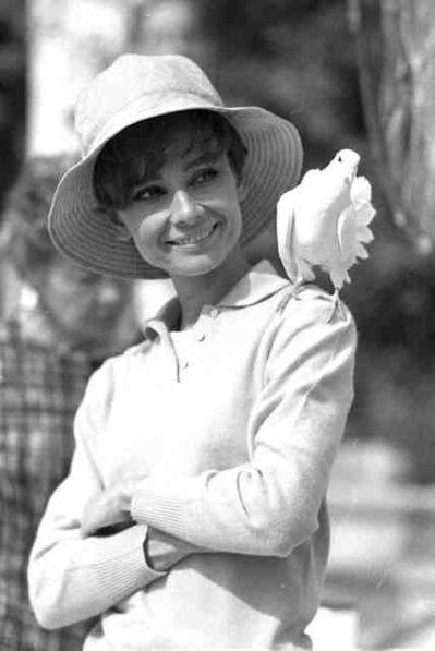 Terry O'Neill, 'Audrey Hepburn, Saint Tropez', 1967