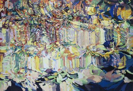 Anne Kagioka Rigoulet, 'Reflection k-h-8', 2017