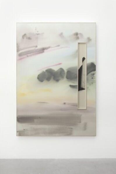 Béla Pablo Janssen, 'Untitled (Le soleil se leve derrière l'abstraction) VIII ', 2015