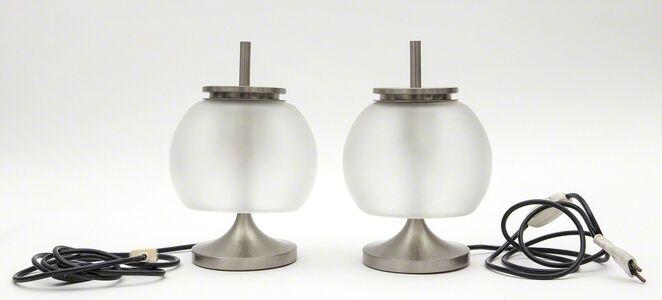 Emma Gismondi Schweinberger, 'Two table lamps 'Chi' for ARTEMIDE', 1961