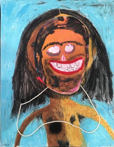 Ramesh Mario Nithiyendran, 'Self Portrait 1', 2016