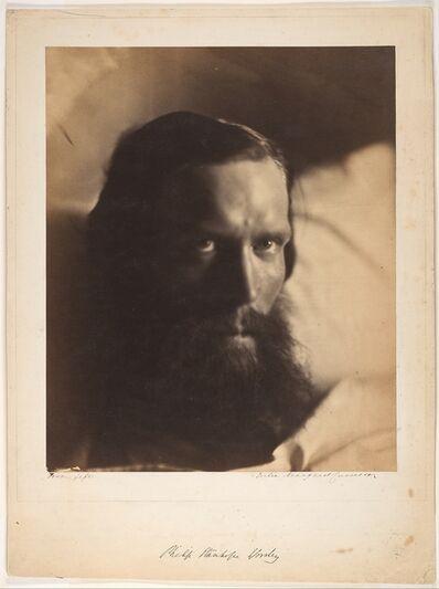 Julia Margaret Cameron, 'Philip Stanhope Worsley', 1866