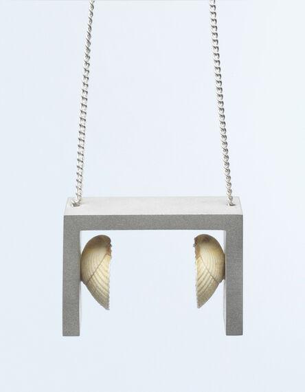 Alastair Mackie, 'Cockle Shell Pendant', 2014