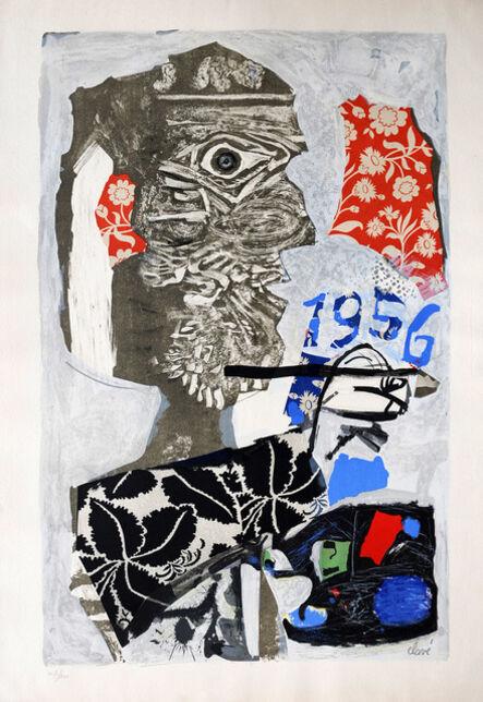 Antoni Clavé, 'Ecole de Paris', 1956