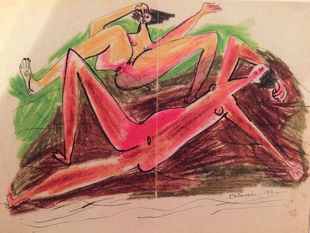 Benjamín Palencia, 'Composición surrealista', 1932