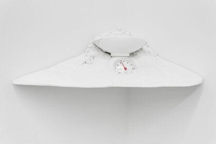 Christoph Rütimann, '2 Kilogramm 250 Gramm in Gips', 2005