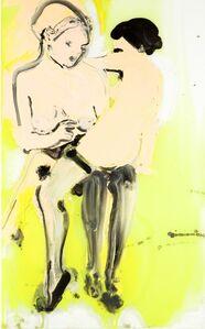 Ilona Szalay, 'Yellow', 2014
