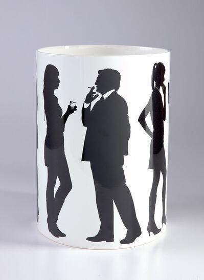 Julian Opie, 'Vase', 2010