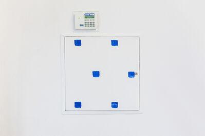Niele Toroni, 'Intervention', 2015
