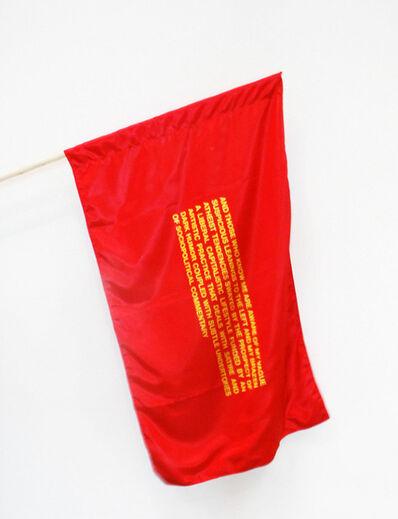 UBIK (b. 1985), 'Ergo', 2012