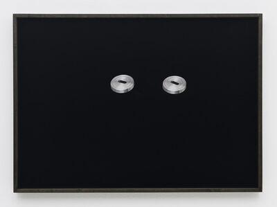 Haegue Yang, 'Hardware Store Collage – Bauhaus Keyholes # 1', 2012