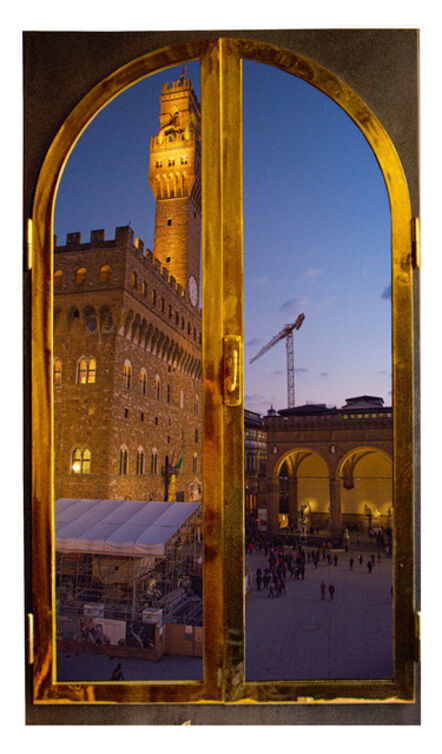 Anotherview, 'ANOTHERVIEW N.9: A week end in Palazzo Guidaci ( Florence ) 10th of February 2018', 2018