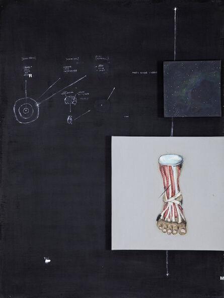 Bruno Kurru, 'Esquema 1 / Territórios', 2012