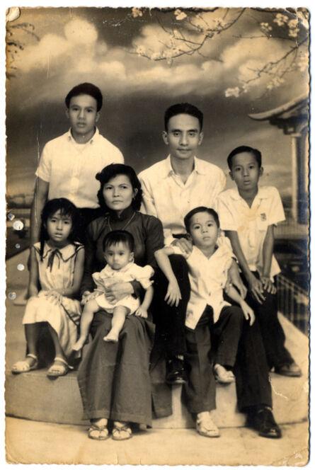 Dinh Q. Lê, 'Family Portrait #1', 2012