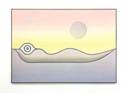 Anthony Miler, 'Two Moons', 2019