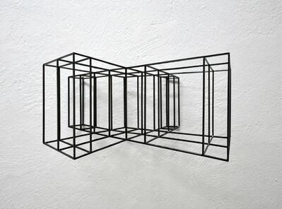 Paolo Cavinato, 'Wing #2 (Black mirror)', 2017