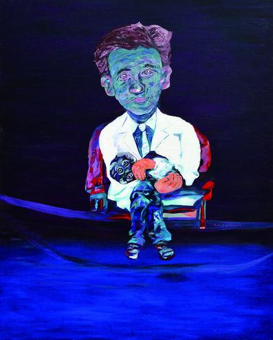 Youngmi KIM, 'A Free Man ', 2015
